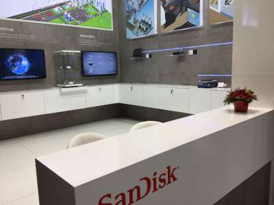 SANDISK, EMBEDED WORLD 2017 | Nuremberg