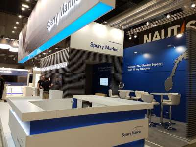 SPERRY MARINE, NORSHIPPING 2017 | Oslo